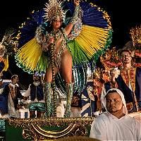 Así les va a una bogotana y dos estadounidenses en el Carnaval de Río