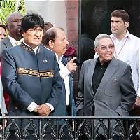 Evo Morales viajará a Cuba para operación en la garganta