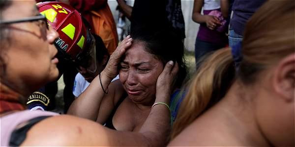 Arde albergue; hay 19 personas que perdieron la vida