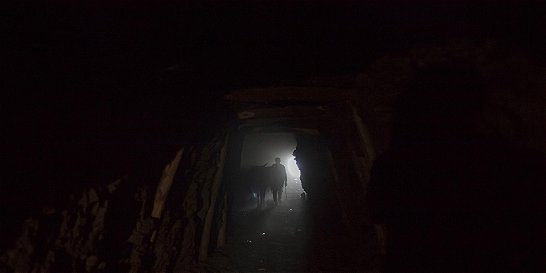 Estiman en 20 los mineros muertos en un accidente en Turquía