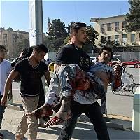 Tres muertos en atentado suicida en el centro de Kabul