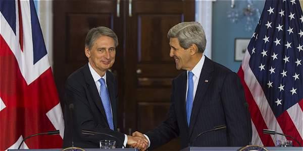 EE. UU. y Reino Unido crearían 'zona neutral' entre Siria y Turquía