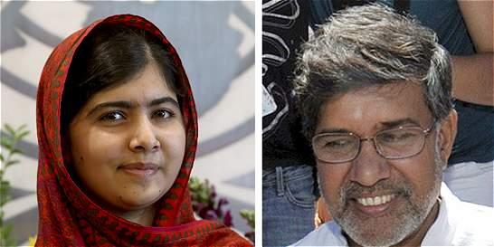 India y Pakistán, dos naciones enfrentadas que comparten Nobel de Paz