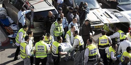 Jerusalén: crece tensión luego de ataque a sinagoga