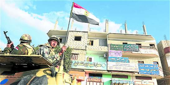 El Sinaí es el nuevo frente de batalla para el Estado Islámico