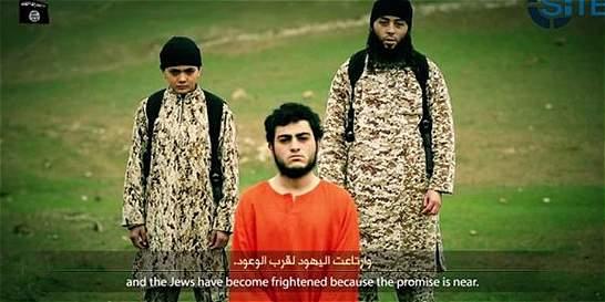 Estado Islámico volvió a usar a menor para ejecutar a un espía israelí