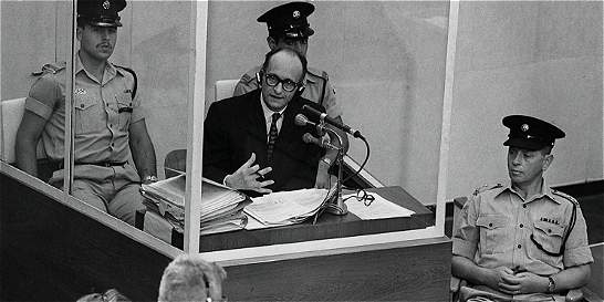 'Con juicio a Eichmann, el mundo supo lo sucedido en Holocausto'