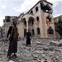 Más de 100 muertos en bombardeos de la coalición en Yemen