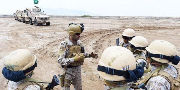 Las tropas de Emiratos Árabes, que hacen parte de la coalición, entrarán esta semana a Adén y Saná, capital de Yemen.