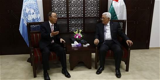 Ban Ki-moon condena asentamientos judíos y pide bajar tensión