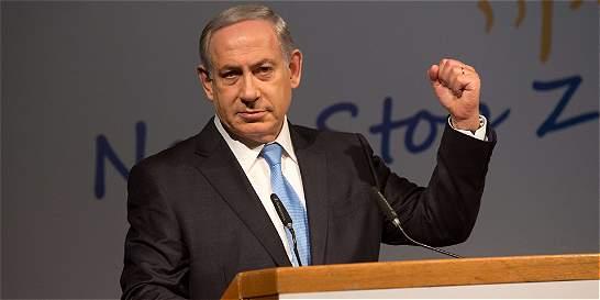 Benjamin Netanyahu dice que Israel lleva a cabo 'operaciones' en Siria