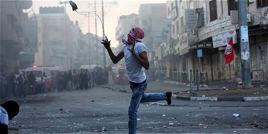 Israel establece mínimo tres años de cárcel para lanzadores de piedras