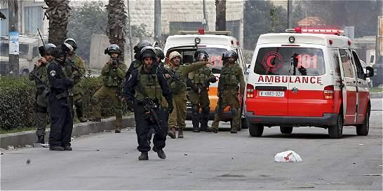 Un israelí herido en un nuevo apuñalamiento palestino en Cisjordania