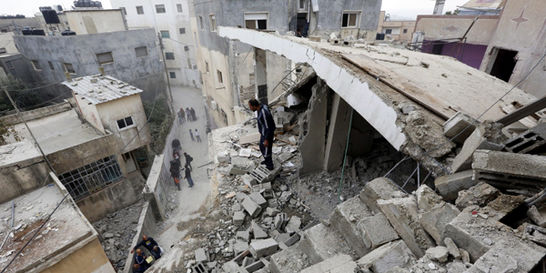 Crece tensión en Cisjordania por política de demolición