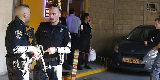 Ataque de palestinos deja al menos dos israelíes muertos en Tel Aviv