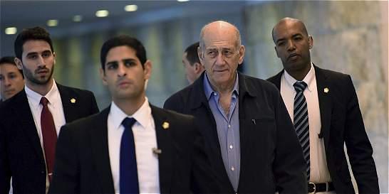Ehud Olmert, el primer jefe de Gobierno de Israel en ir a la cárcel