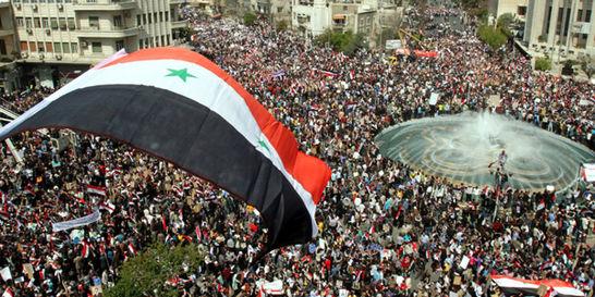 Cinco años después de una Primavera Árabe que no floreció
