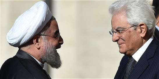 Irán, de paria a invitado de honor en Europa tras fin de las sanciones