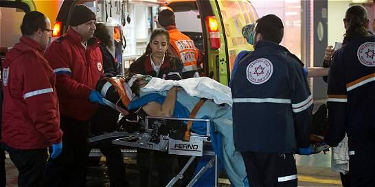 Muere una de las dos mujeres israelíes apuñaladas en Cisjordania