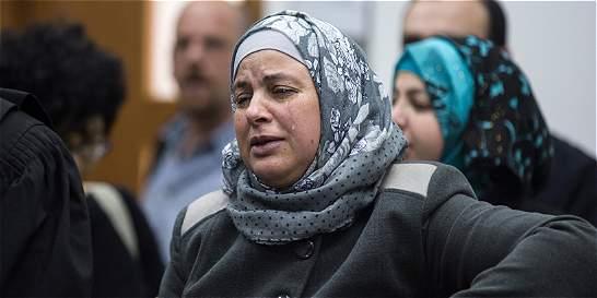Condenan a dos israelíes por quemar vivo a un palestino