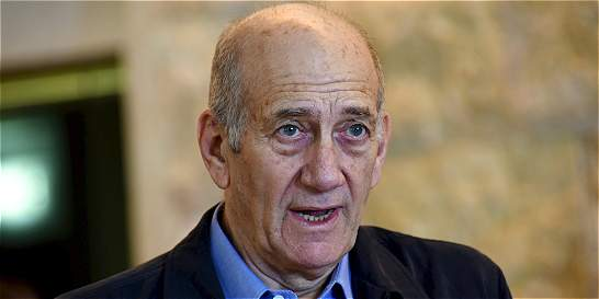 Ehud Olmert, ex primer ministro de Israel, va a la cárcel