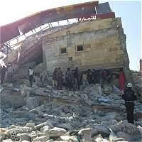 Al menos 50 muertos por ataques con misiles a hospitales en Siria