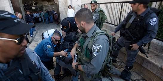 Tres palestinos abatidos por fuerzas de seguridad israelíes