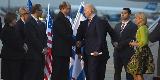 Nuevo desencuentro entre Israel y EE. UU. al iniciarse visita de Biden