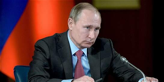 Vladimir Putin ordena la retirada de las tropas rusas de Siria