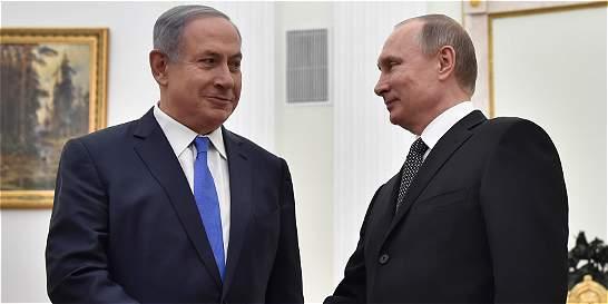 'Israel nunca devolverá a Siria Altos del Golán' dice Netanyahu
