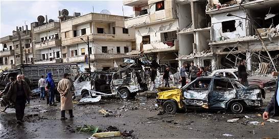 Esto es lo que ha pasado en Siria luego del cese al fuego
