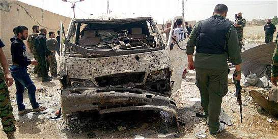 Al menos 19 muertos y 120 heridos tras explosión en Damasco