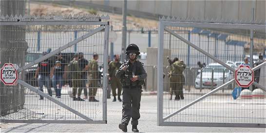 Dos presuntos atacantes palestinos abatidos por agentes israelíes