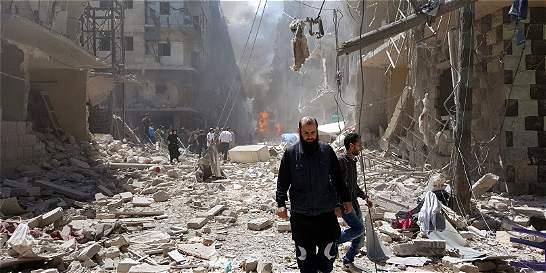 Estallido de violencia en Alepo hace tambalear alto el fuego en Siria