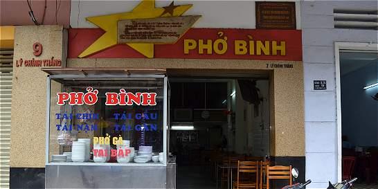 El pequeño restaurante donde cambió el rumbo de la Guerra de Vietnam