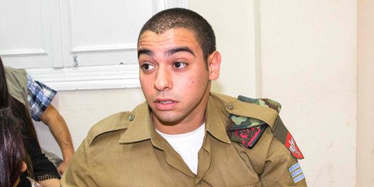 Arranca juicio contra soldado israelí que remató a palestino