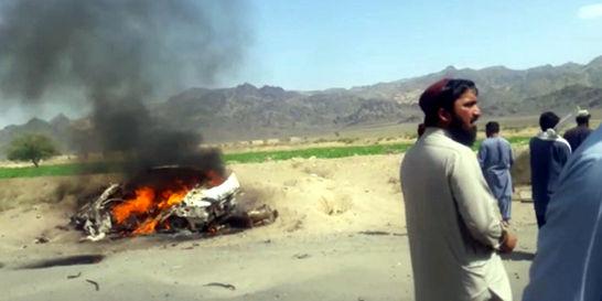 Muerte de líder talibán podría complicar diálogo en Pakistán