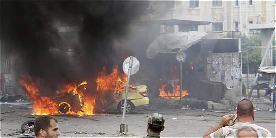 Al menos 154 muertos en atentados en feudos del régimen sirio