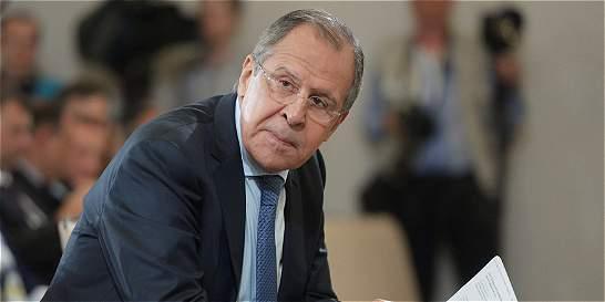 Lavrov anuncia que Rusia y EE. UU. coordinarán sus acciones en Siria