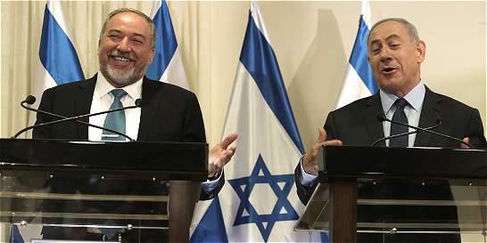 Ultranacionalista Lieberman ahora será ministro de defensa isarelí