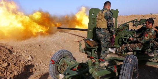 Estado Islámico, golpeado por tropas de Irak y Siria
