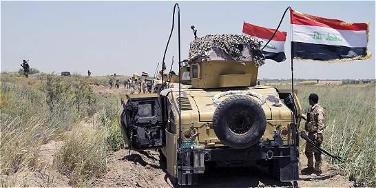 Grupo Estado Islámico dice que usará a escudos humanos en Faluya, Irak