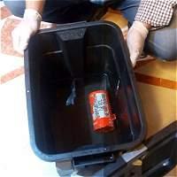 Caja negra de EgyptAir confirma detección de humo antes de estrellarse