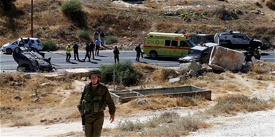 'Asentamientos y violencia minan fin del conflicto israelo-palestino'