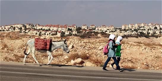 Israel se niega a cesar política de colonización
