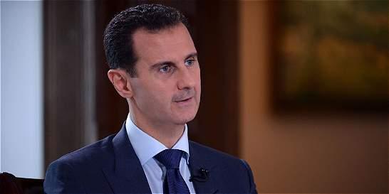 Bashar al Asad: Rusia 'nunca habló conmigo' de transición en Siria