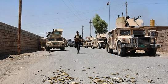 Francia bombardea en Irak y pide intensificar ofensiva contra grupo EI