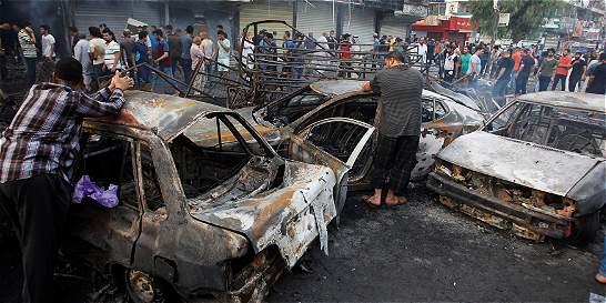 El atentado de julio en Bagdad dejó 323 muertos