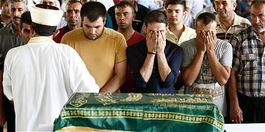 Buscan identificar a menor que se explotó en Turquía