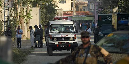 Dieciséis muertos en ataque a universidad de EE.UU. en Kabul